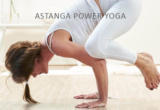 Astanga Power Yoga
