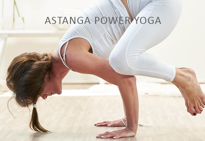 Astanga Power Yoga