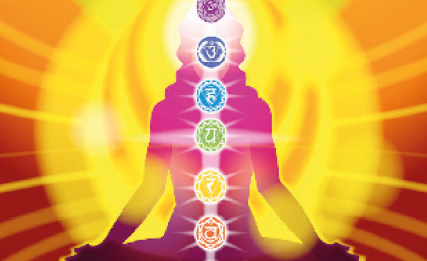 opleiding 2e jaar, chakra yoga